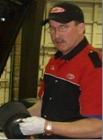 Chris Carstens, Sr. Crew Member