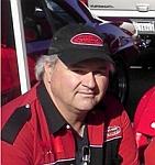 Dave Pittenger, Sr. Crew Member & Team Historian