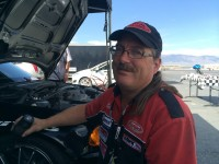 Chris Hovey - Crew Chief and Master Mechanic