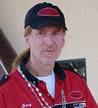 Gary Minnich, Car Chief and Sr. Crew Member