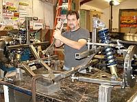 Mark DeShetler, Master Fabricator