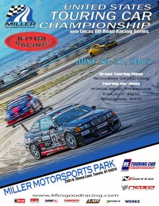 USTCC 2015 Miller Motorsports Park