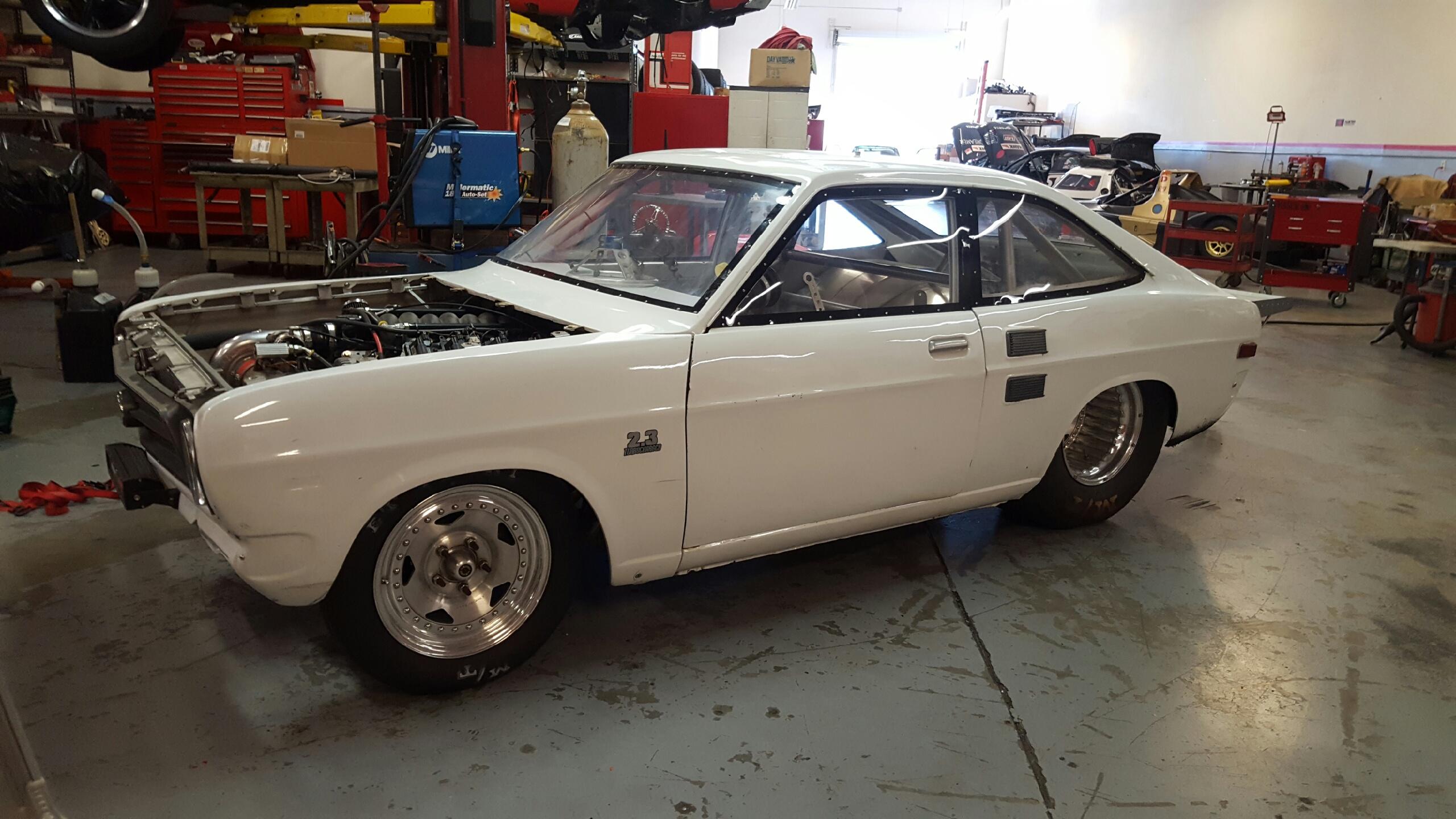1972 Datsun 1200 Drag - Felipe Cardinez - Life's Good ...
